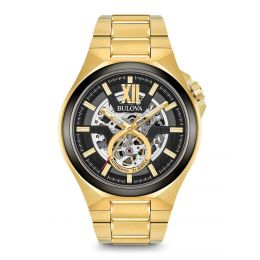 Bulova Men's Classic Collection Automatic Watch 98A178